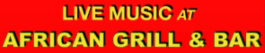 African Grill and Bar