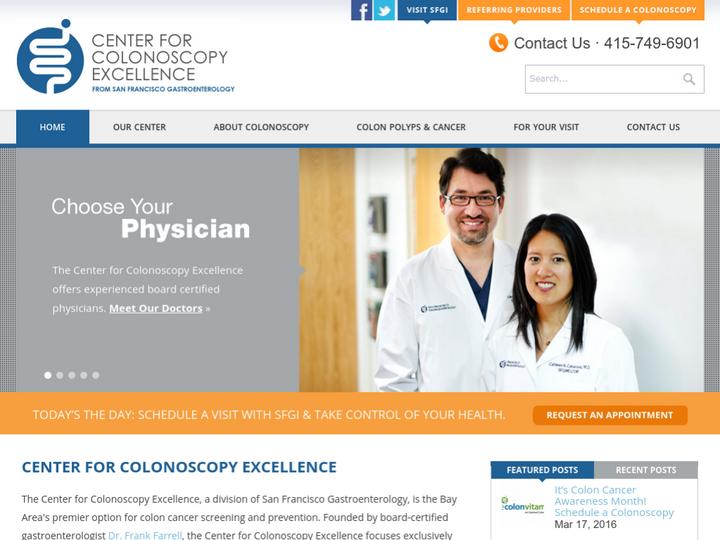Center for Colonoscopy Excellence