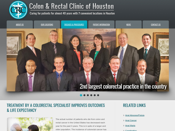 Colon & Rectal Clinic of Houston