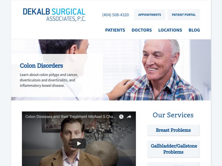 DeKalb Surgical Associates