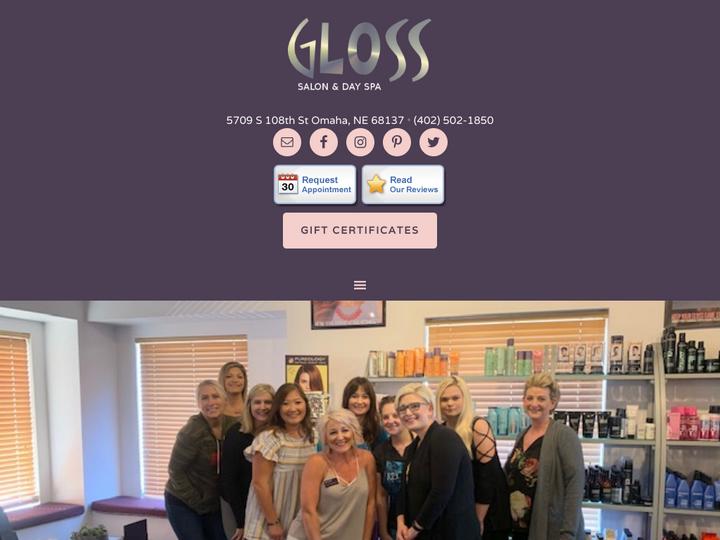 Gloss Salon & Day Spa
