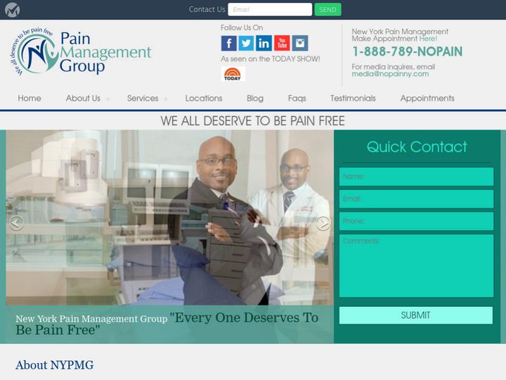 Pain Management Group