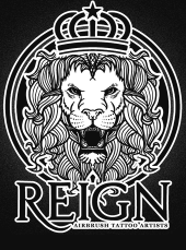 Reign Ink Temporary Airbrush Tattoo Artists