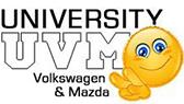 University Volkswagen Mazda