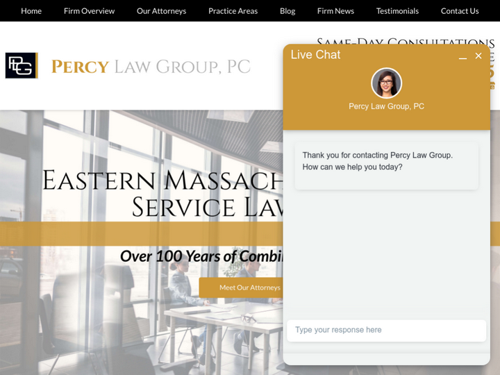 Percy Law Group PC