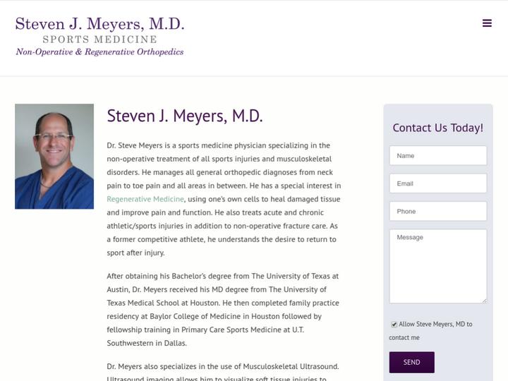 Steven J. Meyers, MD