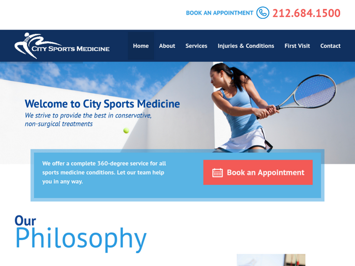 City Sports Medicine