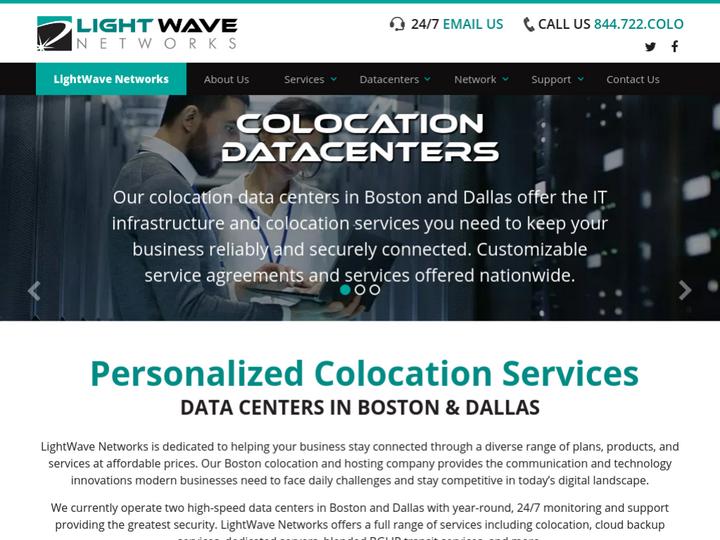 LightWave Networks Inc
