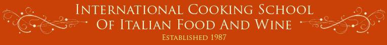 International Cooking School Of Italian Food And Wine