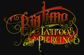 Big Time Tattoos and Piercings