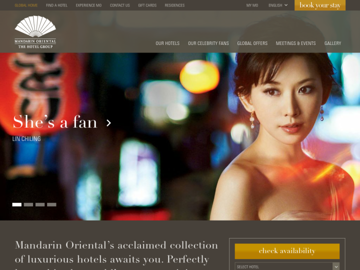 Mandarin Oriental The Hotel Group