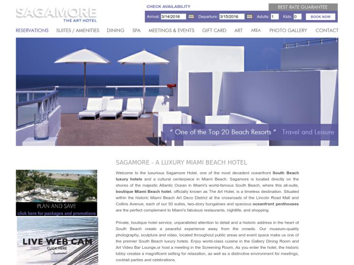 Sagamore The Art Hotel