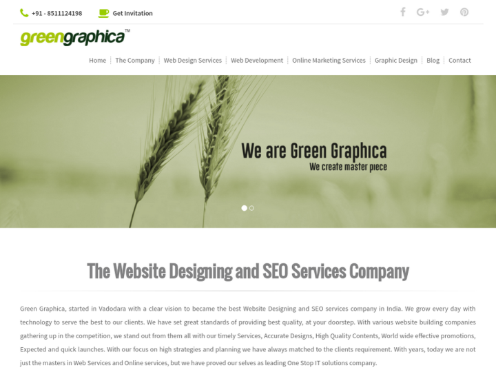 Green Graphica