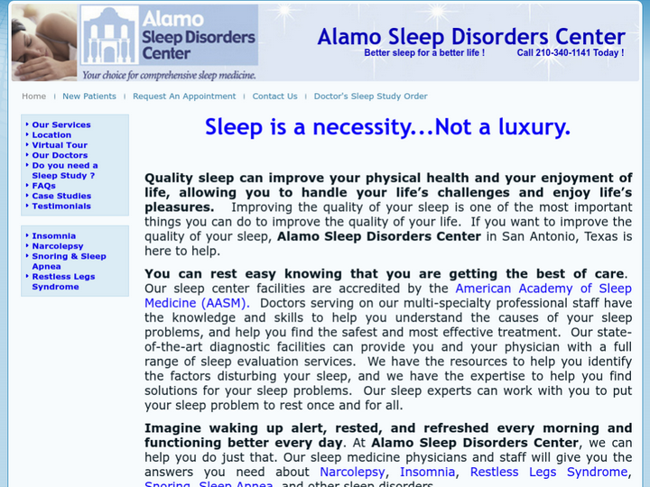 Alamo Sleep Disorders Center