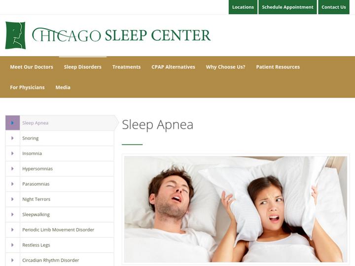 Chicago Sleep Center