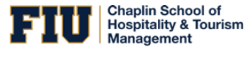 Chaplin School of Hospitality & Tourism Management