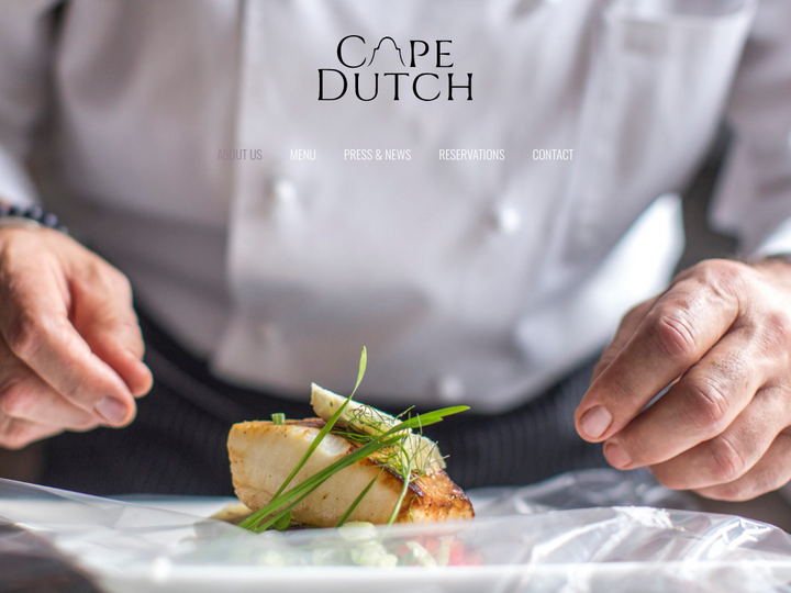 Cape Dutch Restaurant