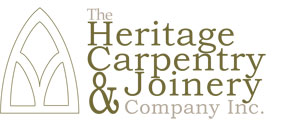 Heritage Carpentry and Joinery Company Inc
