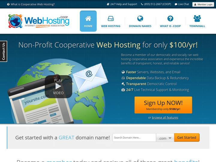 WebHosting.coop