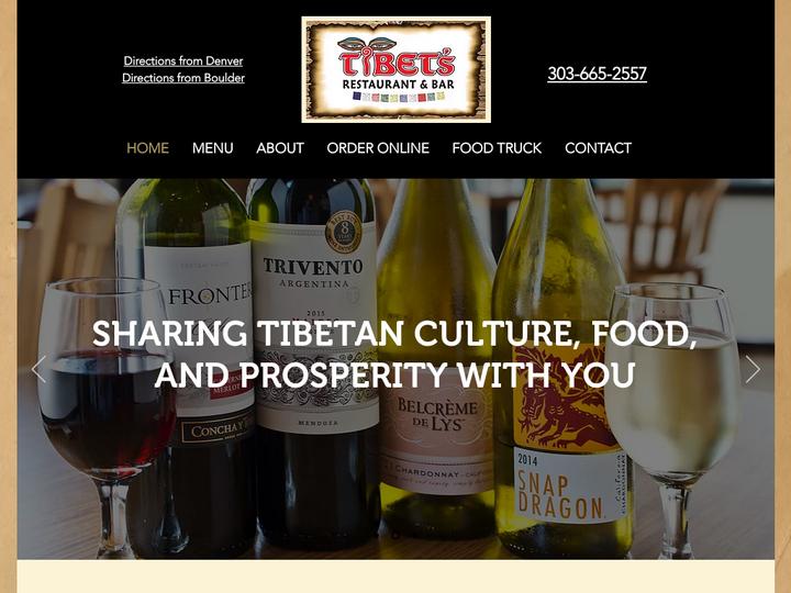 Tibet's Restaurant & Bar