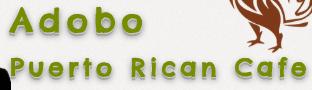 Adobo Puerto Rican Cafe