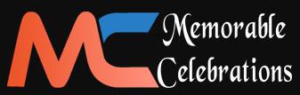 Memorable Celebrations