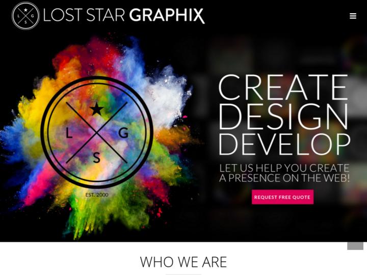 Lost Star Graphix