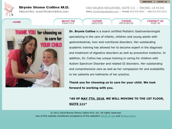 Dr. Brynie S. Collins, MD