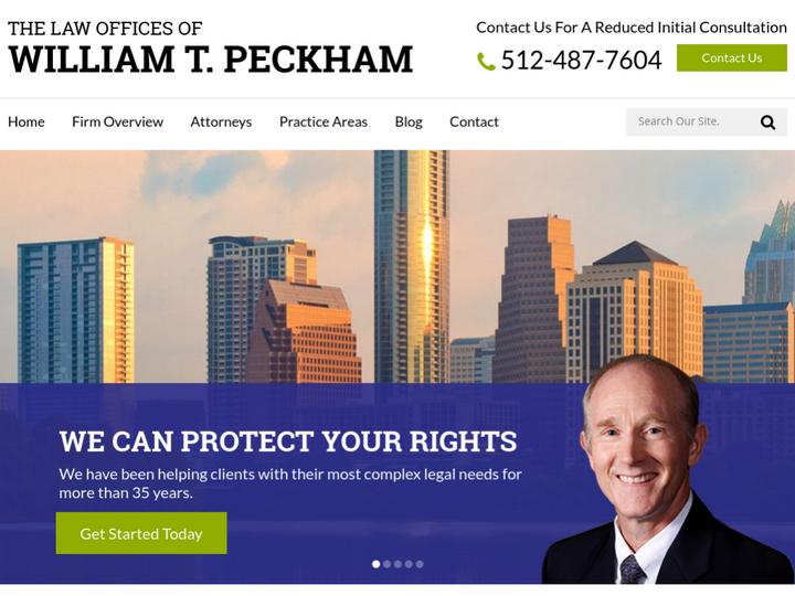 William T. Peckham