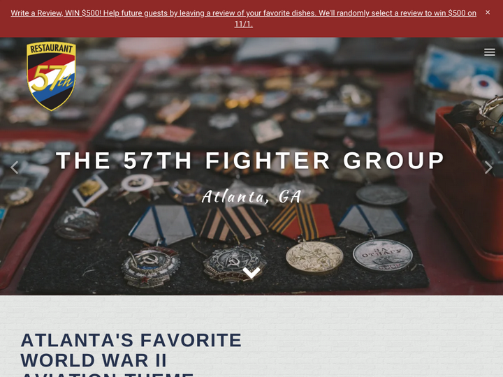 The 57th Fighter Group Restaurant