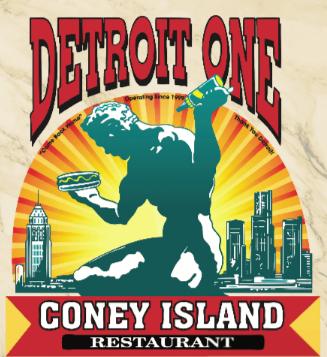 Detroit One Coney Island Restaurant