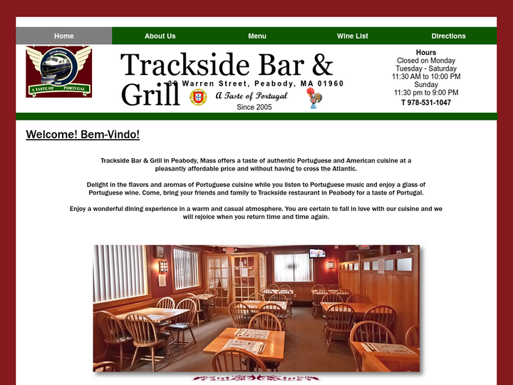 Trackside Bar & Grill