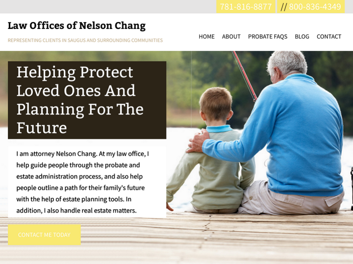 Law Offices of Nelson Chang