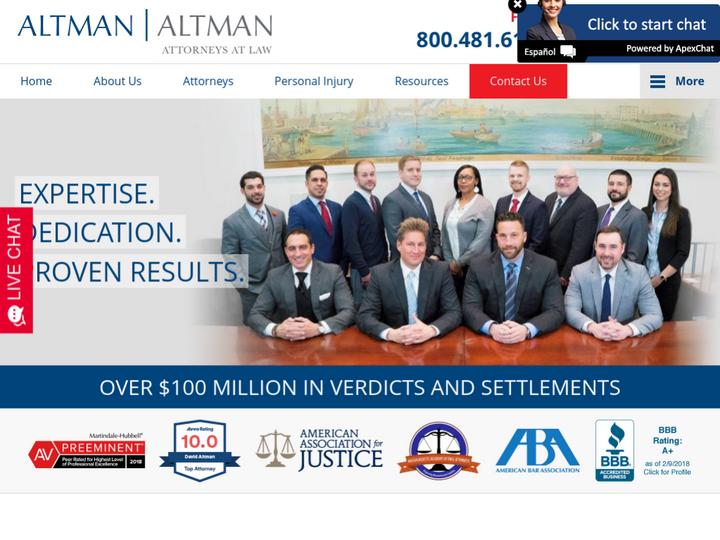 Altman Altman LLP
