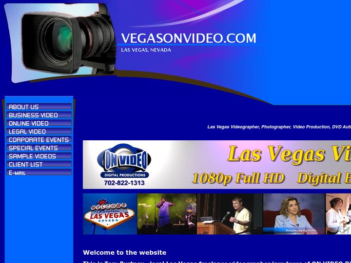 vegasonvideo