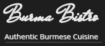 Burma Bistro Burmese restaurant