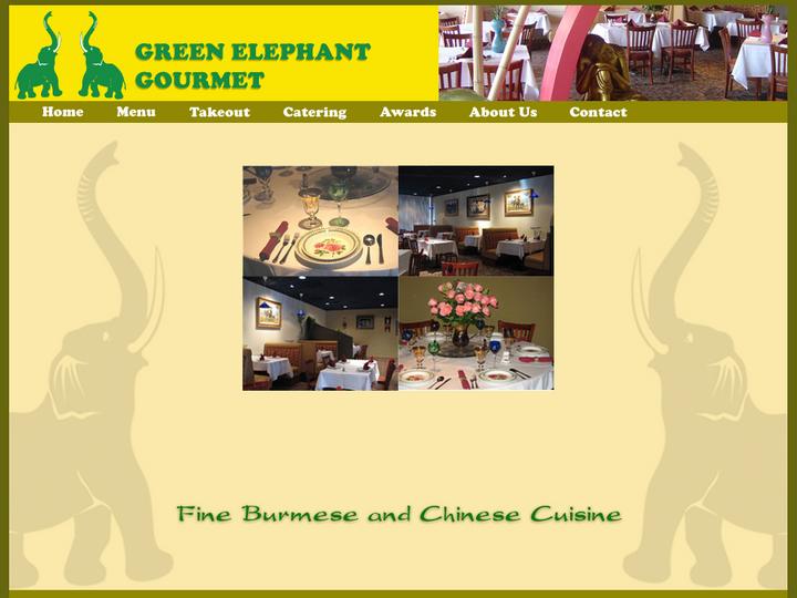 Green Elephant Gourmet