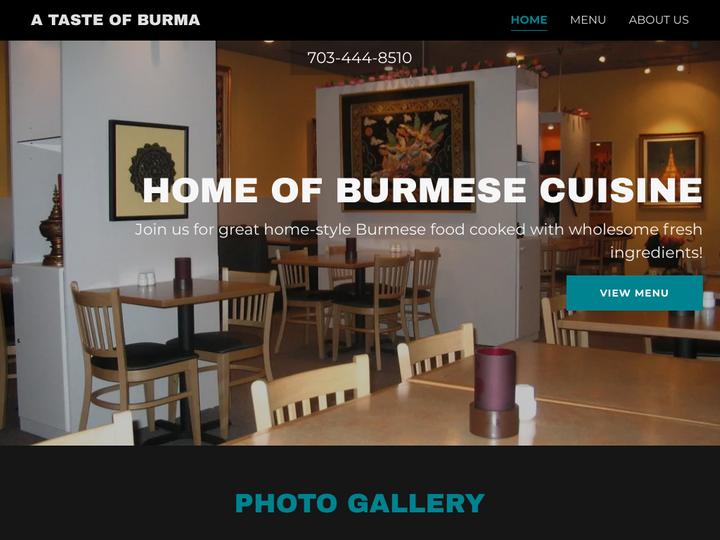 Taste of Burma Restaurant
