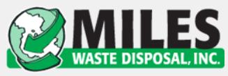 Miles Waste Disposal, Inc.