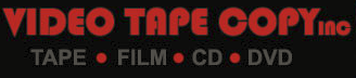 Video Tape Copy