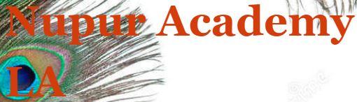 Nupur Academy LA