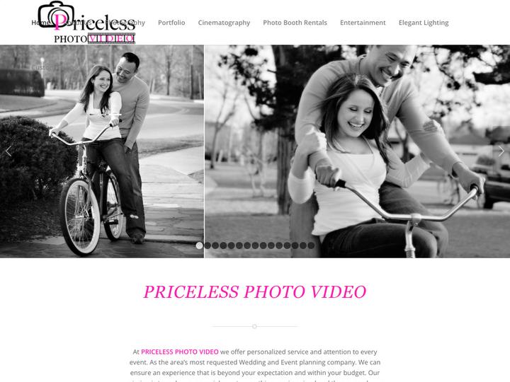 PRICELESS PHOTO VIDEO