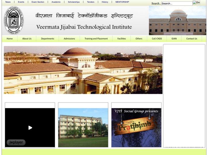 Veermata Jijabai Technological Institute, Mumbai