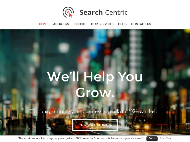 Search Centric Ltd