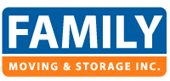 Family Moving & Storage Inc