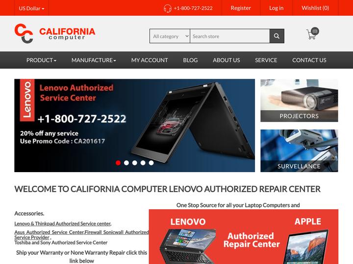 California Computer