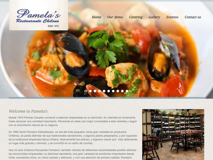 Pamela's Restaurante Chileno