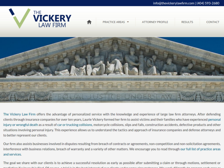 The Vickery Law Firm