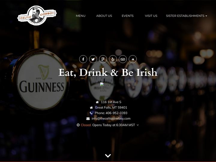 The Celtic Cowboy Pub and Restaurant