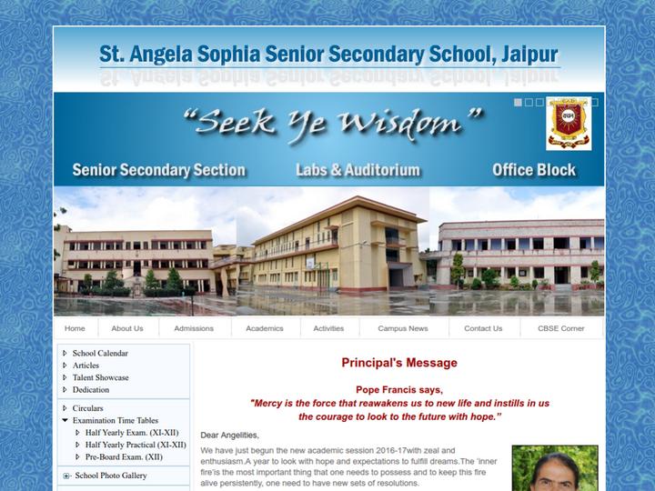 St Angela Sophia School